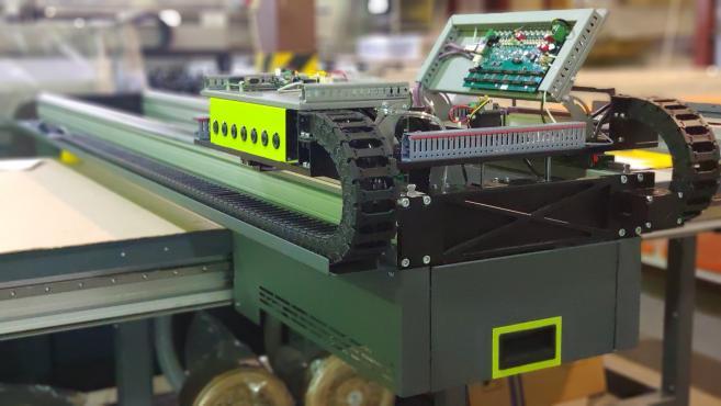 SKY Tech - manufacturing company